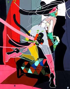 [Painting Leslie II by Cedrix Crespel #]