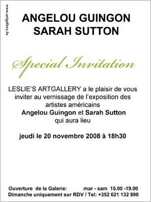 Invitation Angelou Guingon #3