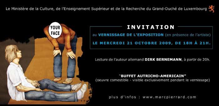 Invitation recto
