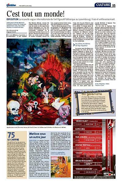 Le Quotidien 10.6.2009 page 35