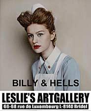 Blurb Billy & Hells